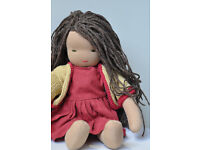 Sewing dolls clothes for small buisness