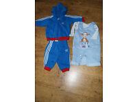 Adidas Baby Boy Set size 0-3 months