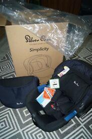 Brand New in Box Silvercross Simplicity Baby/Newborn Carseat
