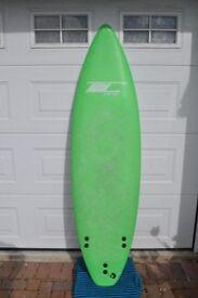 Softech Surfboard Tom Carroll TC Pro 6'6 soft deck