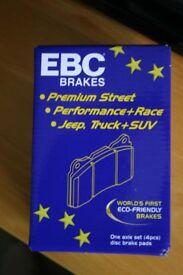 Front Brake pads for Honda CRV 2007 - 2012.