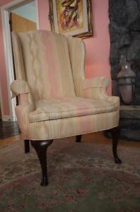 Hendredon Wingback Chair (2 available)