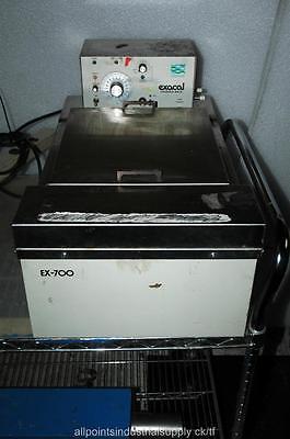 Neslab Ex-700 Orbital Heating Cooling Shaker Shaking Water Bath