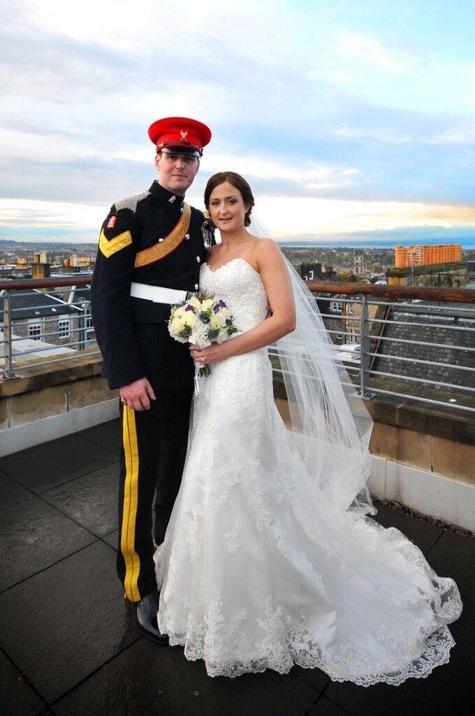 3a1313e14f2 Maggie Sottero  Emma  wedding dress size 10