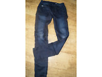 5620 G-Star Slim Tapered Women Jeans size 30/lenght 32 in Navy blue