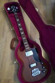 Gibson SG bass. Trade for USA Precision or Jazz