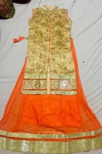 Indian Pakistani kids diwali outfit anarkali gowns salwar lehnga