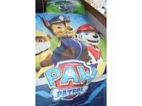 World Paw Patrol Rescue Junior Duvet Set