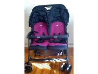 Joire Aire Twin Stroller