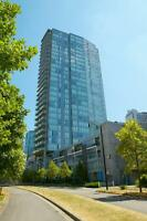 Studio Apartment for Rent at Bayview at Coal Harbour-