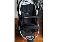 Britax B-Smart Pram and Pushchair combo