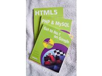 HTML5, PHP &MySQL and Get to no.1 on Google - In Easy Steps Books