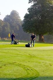 Green Keeper needed for quality Parkland 9 Hole Course