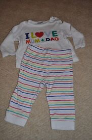 Baby clothes - outfit for 3-6 months