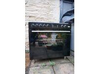 Flavel RANGE COOKER big oven Plympton