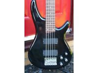 Ibanez Soundgear SR305DX 5 String Bass Guitar