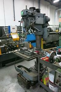 Alzmetall Drill Press, Model AB4