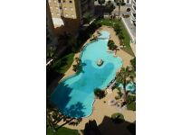 **SELLER FINANCE** 2 BEDROOM APARTMENT LA MANGA DEL MAR MENOR, SPAIN