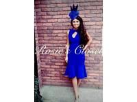Rosie Closet Designer Dress