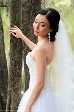 Tulle Sweetheart Wedding Dress Custom Made Kogarah Rockdale Area Preview