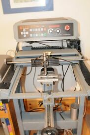 Computerised Engraving Machine Many Accessories and Stock,