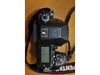 Pentax K5 Body Only with Battery Grip
