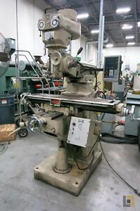 XLO S4024 Milling Machine