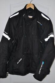 SPADA weatherproof XXL Motorcycle Jacket