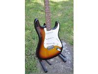 Squier by Fender affinity Strat