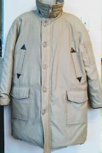 Oakville MENS PARKA XL 46  Made in Canada RETRO SIMPSONS Goose Down & Feathers Winter Coat