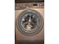 HOTPOINT Smart WMFUG842G. Impressive Washing machine. As new. Easy to use with lots of features.