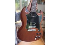 Gibson 2016 SG Special Faded Electric Guitar - Worn Brown