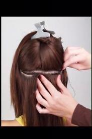 Hair Extensions No Glue No Bonds