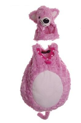 TCP Infant Baby Girls Pink Cat Kitty Halloween Purim Costume NB 0 6 Months NEW
