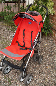 Chicco Buggy Red