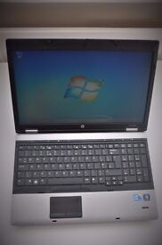 HP Probook 6550b | 2GB | 320GB Hard drive | Intel Core i3