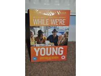While we were young DVD