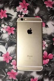 IPhone 6s 64gb mint condition unlocked