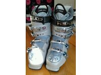 *Women's 6.5 Head Ski Boots* Worn Once!!