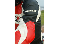 Dainese Tribal leathers. Size M