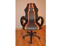 Office Desk Chair PU Leather