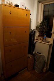*Reduced* Ikea Large Shoe Cupboard