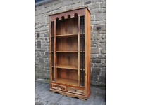 jali sheesham bookcase