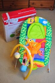 Chad Valley Deluxe Rainbow Bouncer