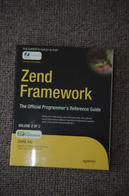 Zend Framework 1 & 2 (2 books)