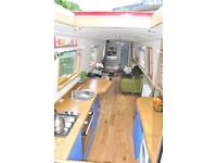Narrowboat 2017, 60ft, Cruiser Stern. PRICE REDUCED!! All offers considered.