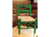 CHILDS CHAIR ( Solid Little Chair )