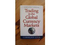 Trading in the Global Currency Markets - Cornelius Luca, 3rd edition