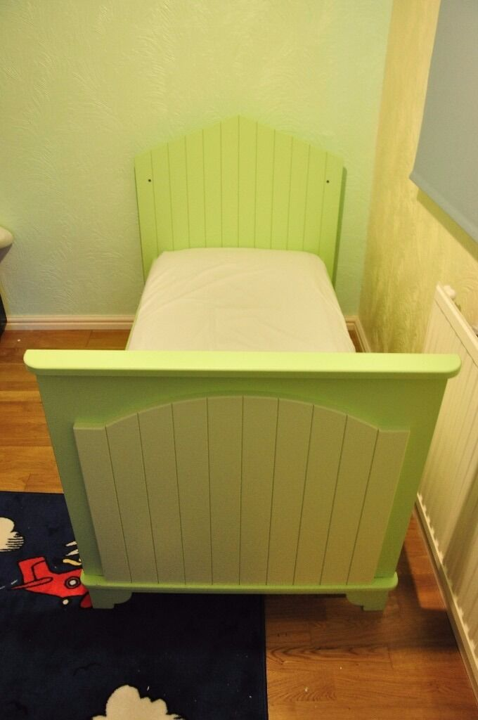 Cot Bed/toddler Bed From Harrods