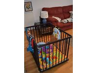 Playpan for babies up to 12 months